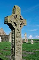 Monastery. Clonmacnois. Co. Offaly. Ireland.