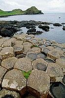 Giant´s Causeway. Co. Antrim. North Ireland. Ireland.