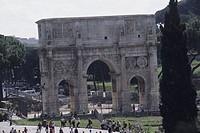 Archnof Constantine, Rome, Italy