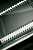 Close-up of a laptop