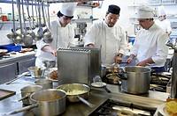 Luis Irizar Cooking School, Donostia, San Sebastian, Gipuzkoa, Euskadi. Spain.