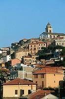 Fiuggi spa town. Lazio, Italy