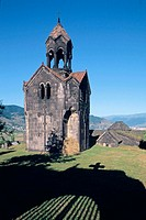 Sourb Nshan (Holy Sign of the Cross) church (976-991), Haghpat Monastery. Armenia
