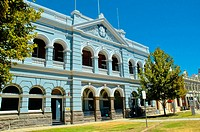 Western Australia, Perth, Fremantle, Colonial style P&O Building