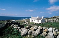 Ireland, Connemara, house (thumbnail)