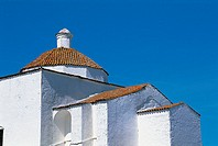 Portugal, Alentejo, church