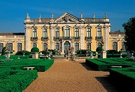 Portugal, royal castle of Queluz