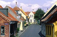 Denmark, Aero island, Aeroskobing