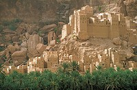 Yemen, Wadi Do'an, Qurain