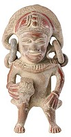World symbols : figurine (South America)