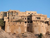 City fortress/palace Jaisalmer, Rajasthan, India