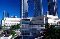 Suria KLCC shopping centre, Kuala Lumpur, Malaysia