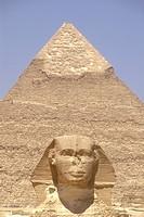 The-Great-Sphinx,-Giza-Pyramids,-Cairo,-Egypt