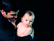 Father with Baby Boy (thumbnail)