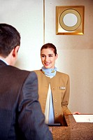 Hotel Receptionist