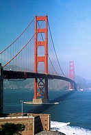 Golden Gate Bridge, San Francisco (thumbnail)