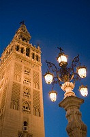 Giralda tower. Sevilla. Spain