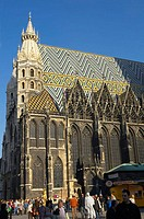 Stephansdom, Stephansplatz, Vienna, Austria