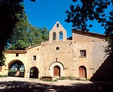St. Paul´s chapel (15th-18th century), Albocàsser. Castellón province, Comunidad Valenciana, Spain