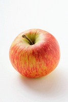 A fresh apple