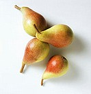 Four pears (1)