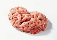 Veal brain
