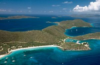 Peter Island. British Virgin Islands