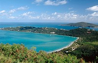 Magens Bay. St. Thomas. U.S. Virgin Islands