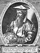 Flemish geographer Gerard Mercator (1512-1594).