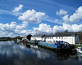 Scotland, Glasgow, Forth and Clyde Canal, Rushall