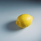 Lemon, close-up, elevated view