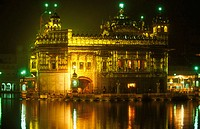 Golden Temple, Amritsar. Punjab, India
