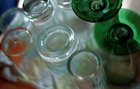 Drinking glasses (thumbnail)