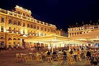 Place des Terreaux. Lyon. France.