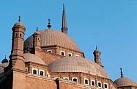 Muhammed Ali Mosque, Cairo. Egypt