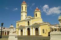Catedral de la Purisima Concepción. Cienfuegos. Cuba.