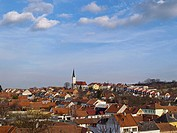 Ostrozska Lhota town