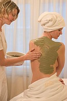 THALASSOTHERAPY<BR>Worldwide distribution except for United Kingdom and Germany.