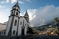 Church of Santo António, Funchal, Madeira, Portugal