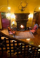 Hotel Cahernane House, in Killarney. Co. Kerry. Ireland