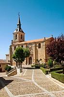 San Pedro de Lerma church. Burgos province. Castilla y Leon. Spain