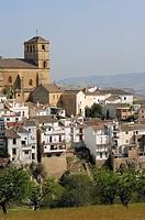 Alhama de Granada. Granada province, Andalusia, Spain