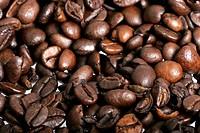 Coffee beans, full frame