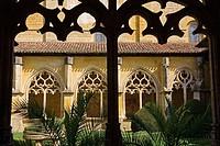 ´Cister´  Abbaye of Cadoin. Dordogne. France.
