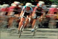 Bicycle racers nmr