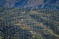 Wind generators, Tehachapi, CA