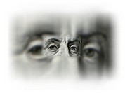 Benjamin Franklin´s eyes