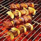 Bareque Kebabs