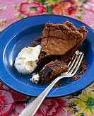mississippi mud pie - with recipe