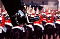 United Kingdom, London, Changing the Guards